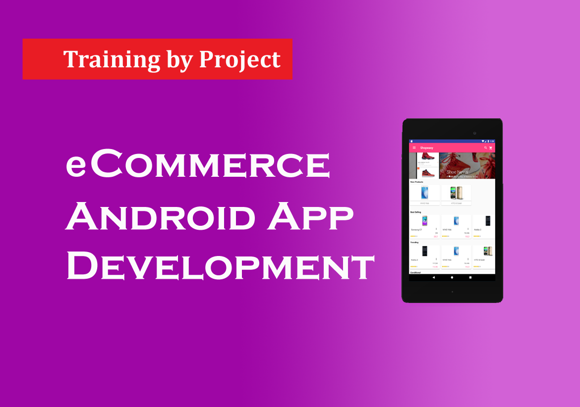 How to build ecommerce android app tutorial - ecommerce