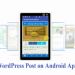 wordpress into android app
