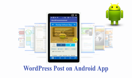 Convert WordPress into Mobile App – Android tutorial with WordPress rest API