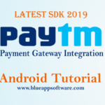 payment gateway integration in android studio